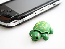 Little Robotic Turtle - Red-eared Slider (Nature Series)