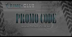 Promo code van Crime-Club.nl