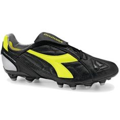 b761c42fe SALE - Diadora DD Eleven LT MG 14 Soccer Cleats Mens Black Leather - Was   84.99