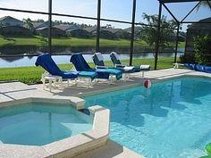 Villa in Florida.