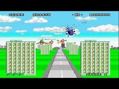Super Thunder Blade SEGA GENESIS MEGA DRIVE  (Full Game / Juego Completo...
