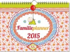 Babyshop@Home - Pauline Oud Familieplanner 2015 Familiekalender
