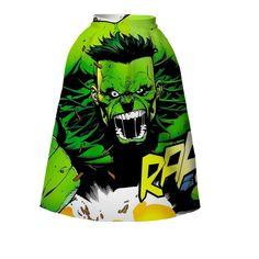 Design 3d Skirts Women Fashion Popular Hulk Printing Middle Skirts New Summer Unique New Style knee-high Skirt  Gender: WomenWaistline: EmpireDecoration: NonePattern Type: PrintStyle: Eng...   https://nemb.ly/p/41fytUuBdb Happily published via Nembol