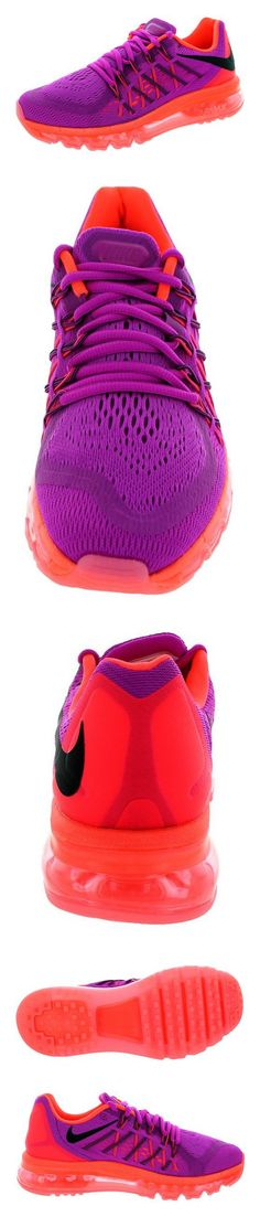 separation shoes 01240 c9807  189.5 - Nike Women s Air Max 2015 Fuchsia Flash Black Hot Lava Running Shoe  8.5 Women US  shoes  nike  2015. Noemi De