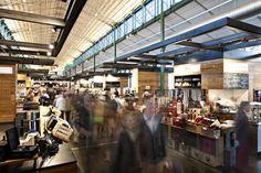 Schrannenhalle Munich / Oliv Architekten Ingenieure