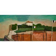 In der Normandie , 1933 Painting, Art, Normandie, Switzerland, Auction, Painting Art, Kunst, Art Background, Paintings
