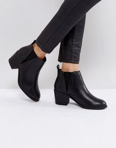 Office Agenda Ankle Boots