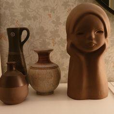 Ceramic Jewelry, Stained Glass Windows, Glass Art, Sculpture, Ceramics, Statue, Contemporary, Cool Stuff, Artwork