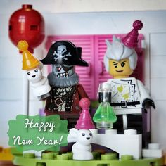 ~ Lego Mocs Holidays ~ Happy New Year   by Robert Schulz, Rostock