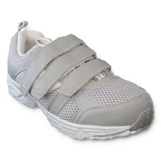 Dr Zen Jordan Women's Comfort Therapeutic Extra Depth Shoe: Grey 9 X-Wide (4E-6E) Velcro *** Click here for more details @