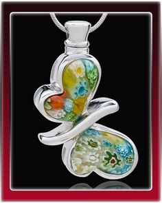 Majestic Butterfly Cremation Jewelry $39.99