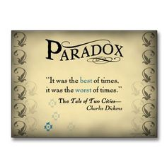 paradox examples for kids - photo #24