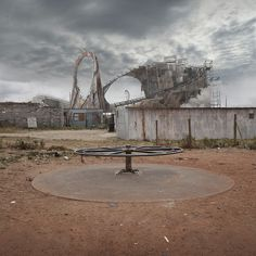 Con/struct: The Fictional Urban Architecture of Justin Plunkett architecture