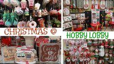 Hobby Lobby Christmas, Christmas Decorations, Holiday Decor, Make It Yourself, Ideas, Ornaments, Christmas Baubles, Xmas Decorations, Christmas Decor