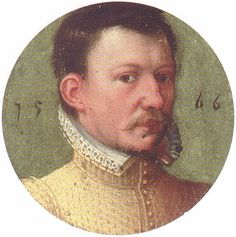 Miniature of James Hepburn, 4th Earl of Bothwell by an artist of the Nethlandish School, 1566. (Scottish National Portrait Gallery)  http://elizabethan-portraits.com/Bothwell.jpg