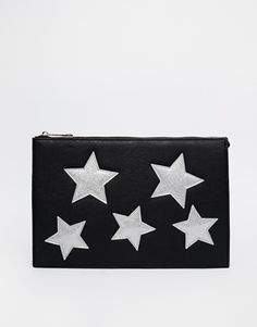 ASOS Starstruck Clutch Bag