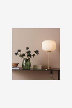 Markslöjd Bordlampe SOBER - Hvit - Bordlamper - Ellos.no Wall Lights, Home Decor, Homemade Home Decor, Appliques, Decoration Home, Interior Decorating