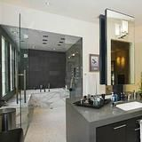 HGTV's FrontDoor.com tours luxurious master baths in some of the most opulent homes in the country.  | HGTV FrontDoor