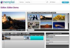 Educación en píldoras: Memplai: gran editor de vídeo online individual o colaborativo