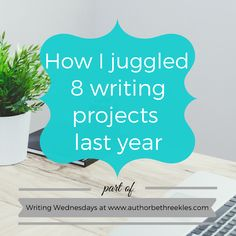 Writing Wednesdays: How I juggled 8 writing projects last year Writing Advice, Start Writing, Cool Writing, Writing A Book, Laughing Emoji, Day Off Work, In And Out Movie, Book People, Online Work