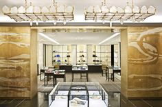 Peter Marino Chanel Store Paris Montaigne  #architecture #interior #marino #peter Pinned by www.modlar.com
