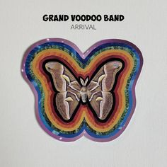 Arrival, by Grand Voodoo Band Psychedelic Rock, Debut Album, Voodoo, Artwork, Work Of Art, Auguste Rodin Artwork, Artworks, Illustrators