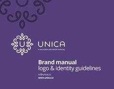 Unica - Brand manual: logo & identity guidelines