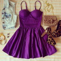 The dress is soooooo CUTTTTEEE