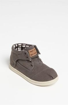 9bfe14d42c1 TOMS  Botas - Tiny  Canvas Boot (Baby