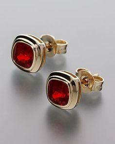 Cherry-Opal-Ohrstecker Terra Opalis | HSE24 #schmuck #terra #opalis #opal #ring
