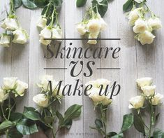 Skincare Atau Make up? Plus Regimes Daily Routines Skincare Saya