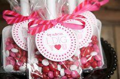 Hey Valentine, I Dig You Shovel Set - Valentine's Day Label, Bag and Tag by Abigail Christine Design Cute Valentine Ideas, Valentines Games, Valentines Gift Box, Valentine Crafts For Kids, Homemade Valentines, Valentine Treats, Valentine Day Love, Printable Valentine, Printable Designs