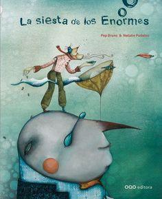 soñando cuentos: LA SIESTA DE LOS ENORMES.