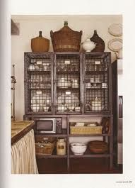 kitchen storage - Donna Temple Brown