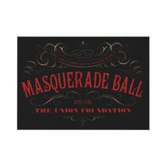 Elegant Masquerade Ball Invitations by Unique Invites