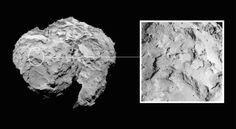 Rosetta comet lander gets a touch-down site : Nature News & Comment