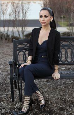 Black & Blue | the Fashion Bybel