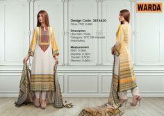 Warda Winter Grace   Winter Dresses For Girls 2014 & 2015