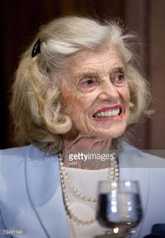 eunice jean pat    Eunice Kennedy Shriver, the mother-in-law of California…