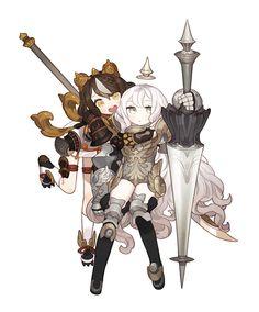 amiamicのtumblr Female Character Design, Character Design Inspiration, Character Concept, Character Art, Cute Characters, Fantasy Characters, Female Characters, Anime Characters, Drawn Art