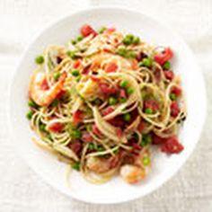 Shrimp and Fennel Spaghetti Recipe   Key Ingredient
