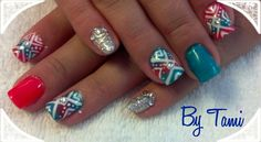 South Western Nails