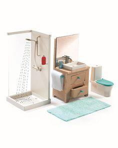 Badezimmer THE BATHROOM in bunt