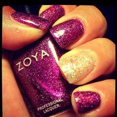 Zoya Marbleized