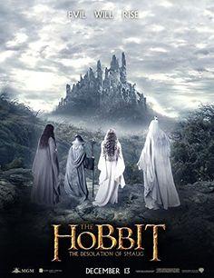 Poster le Hobbit La Désolation de Smaug 70x 44cm