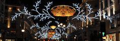 Regent Street lights 2013 - Twelve Days of Christmas