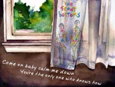 """The Front Bottoms - Skeleton// """"I got miles to go til I ever get home, but the sound of your laugh and your voice on the phone makes me feel like I am already there."""""""