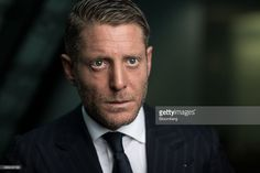 Lapo Elkann, chairman of Italia Independent Group and Garage Italia Customs, poses for a photograph following a Bloomberg Television interview in London, on Monday, Nov. 30, 2015. Elkann, a flamboyant heir of Italy's Agnelli family, is making a comeback in the auto industry after a 10-year hiatus with a startup that offers customized cars such as a Fiat 500 redesigned to look like a Star Wars storm trooper. Photographer: Simon Dawson/Bloomberg via Getty Images