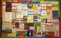 Creative Non-Cheesey Ticket Stub Display? — Good Questions