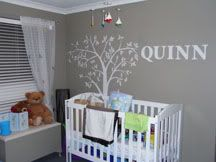 Baby Room Ideas Unisex Forest Nursery Theme  Uninursery Ideas Archives  Belle Bébés .